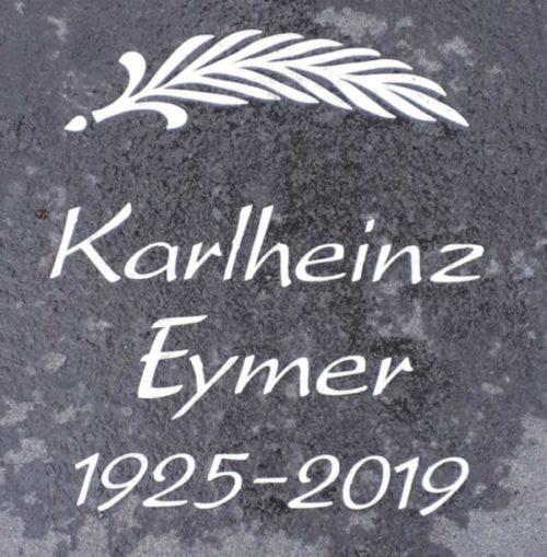 Karlheinz Eymer